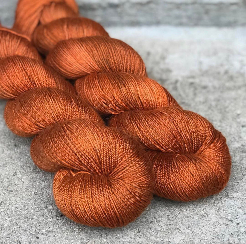 Brunello on Dune Baby Camel and Silk Sock