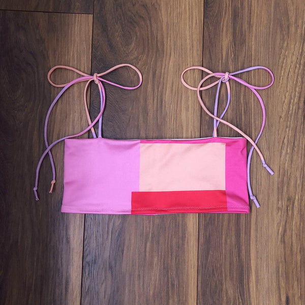 Barbie Colour Block Bikini Set (Various Styles)