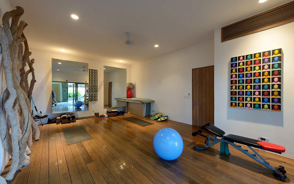 Exercise & Yoga room