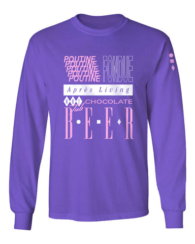 The Recipe Long Sleeve T-Shirt