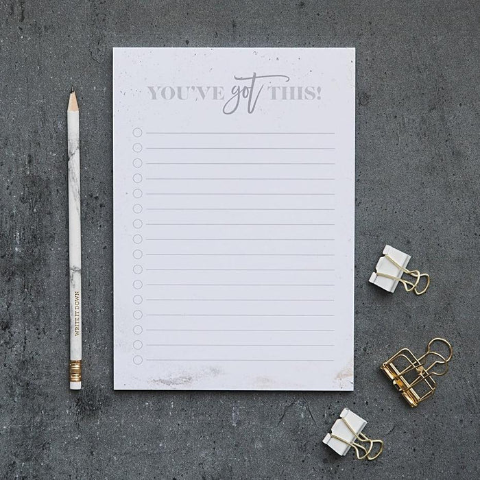 A5 Notepad 'You've Got This'