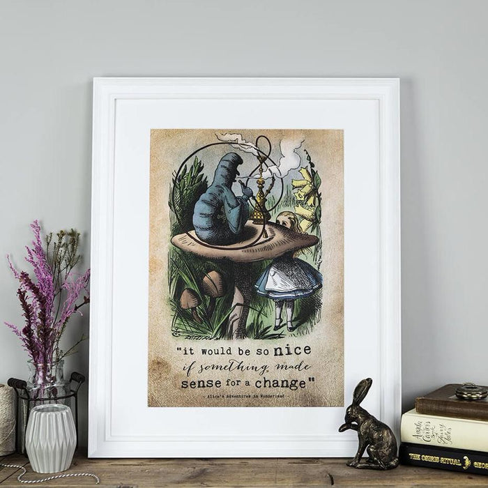 Alice in Wonderland Prints - Colour 'So Nice'