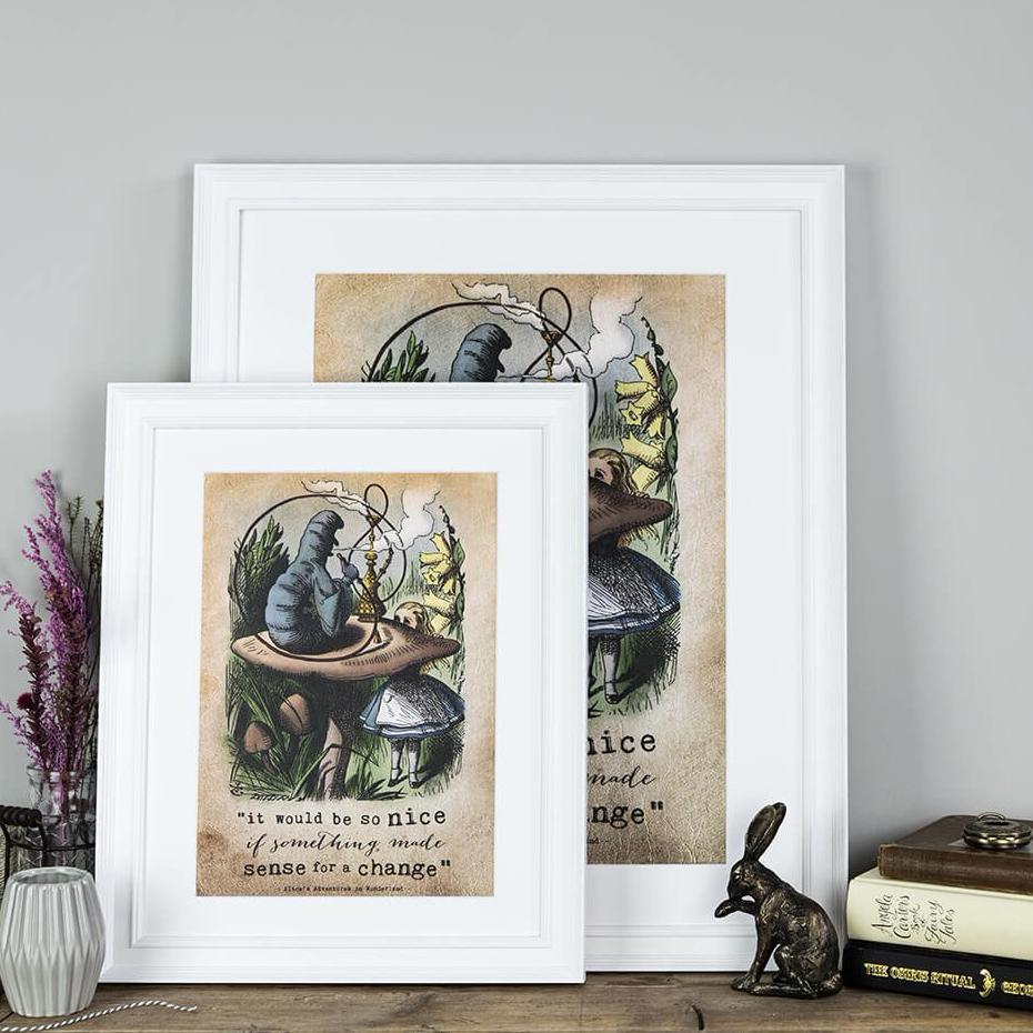 Alice in wonderland Gifts Prints