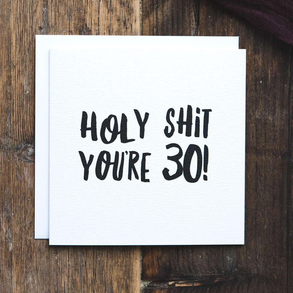 Funny Milestone Birthday Card Next