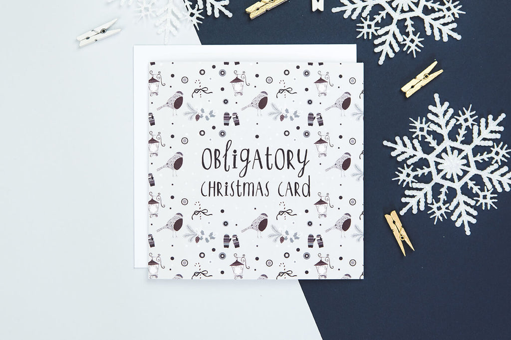 Funny Christmas Card Pack