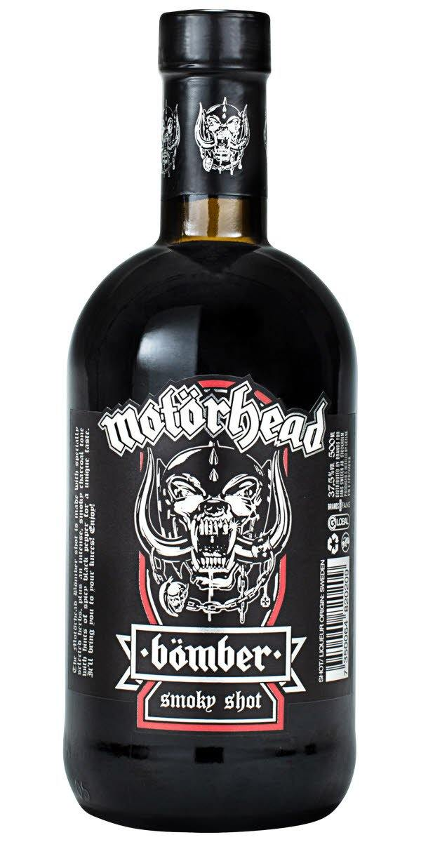 Motorhead Bomber Smoky Shot 500ml 37.5%