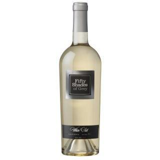 Wine; Fifty Shades of Grey White Silk
