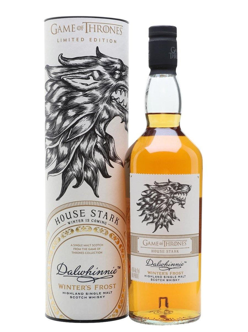 Game of Thrones House Stark – Dalwhinnie Winter's Frost 700cl ABV 43%