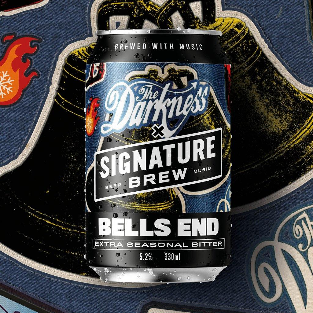 The Darkness Bells End Beer