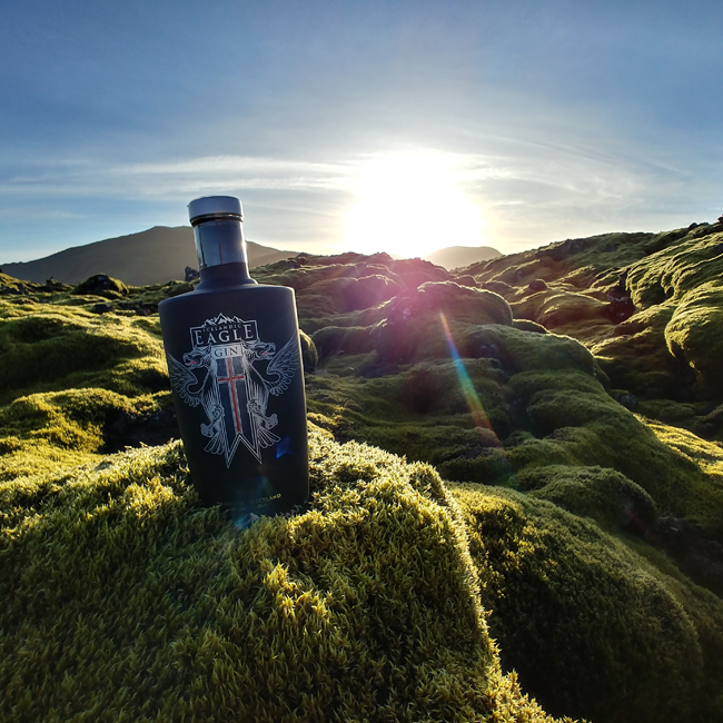 Icelandic Eagle 43% Gin, 70cl