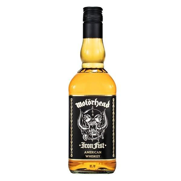 Motorhead Iron Fist American Prime Whiskey 700ml 40%