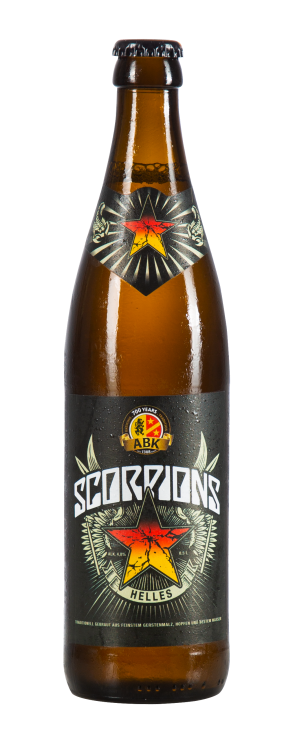 Scorpions Pale Ale - 6 Bottles 500ml 4.8%
