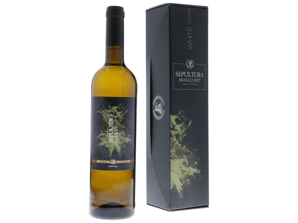 Sepultura Wine - White 750ml 12.5%