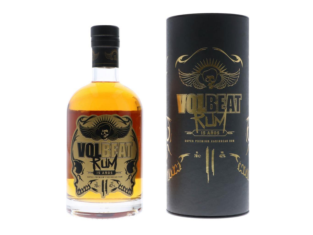 Volbeat Rum 15 Years (42%)