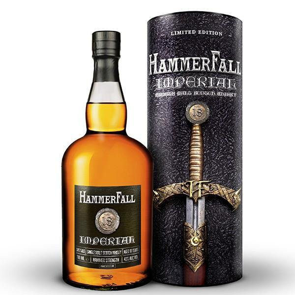 HammerFall Imperial 18Year Old Whisky