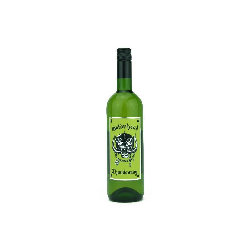 Motörhead Chardonnay 13% 750ml Single Bottle