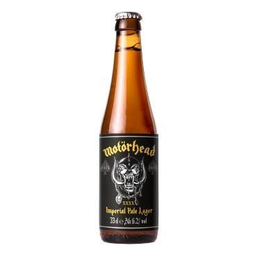 Motörhead Imperial Craft Lager 6.2% 8 x 330ml Bottle
