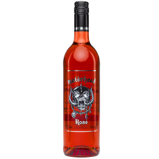 Motörhead Shiraz Rosé Single Bottle