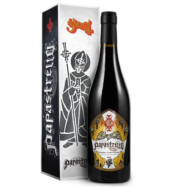 Ghost Papastrello Italian Red Wine with Gift Box