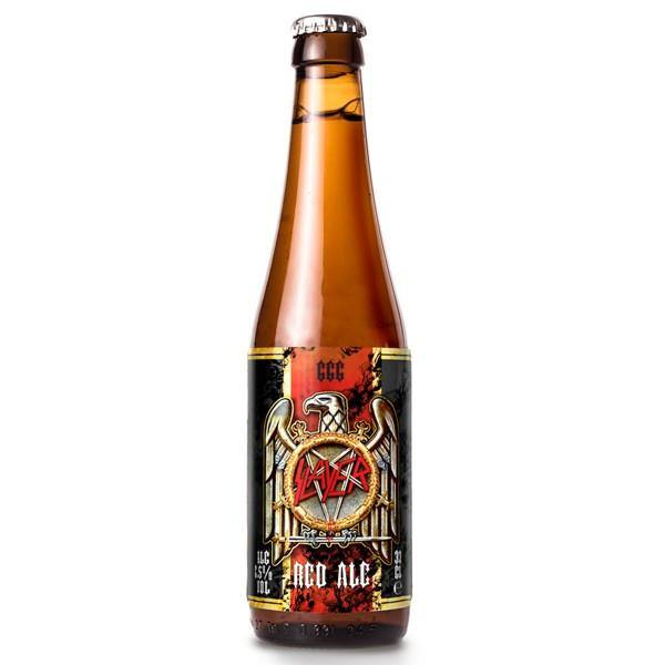 Slayer 666 Red Ale Beer 6.5% 8 x 330ml