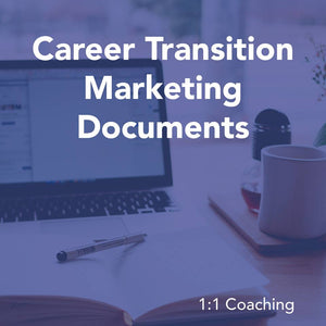 Career Transition: Marketing Documents