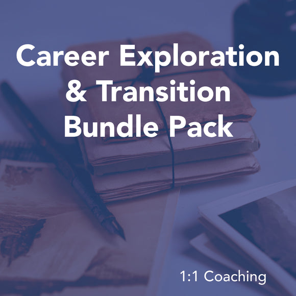Career Exploration & Transition Bundle Pack