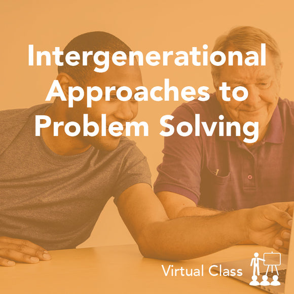 Intergenerational Approaches to Problem Solving
