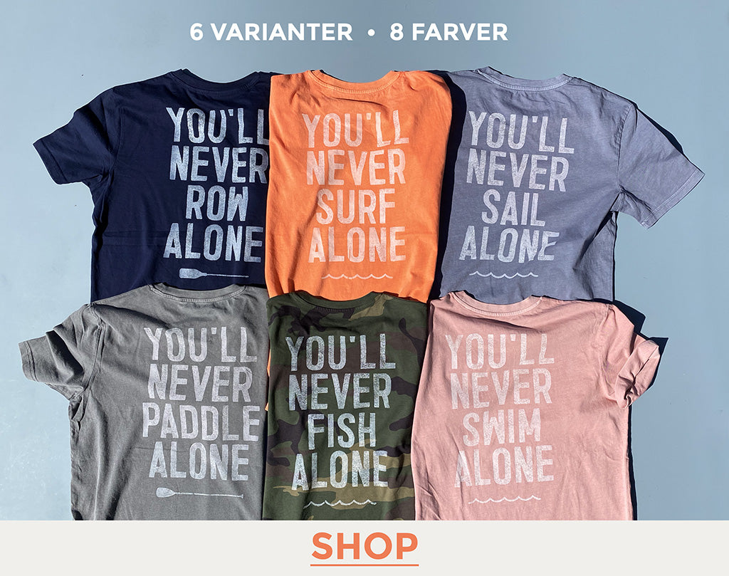 You'll Never Shop Alone!