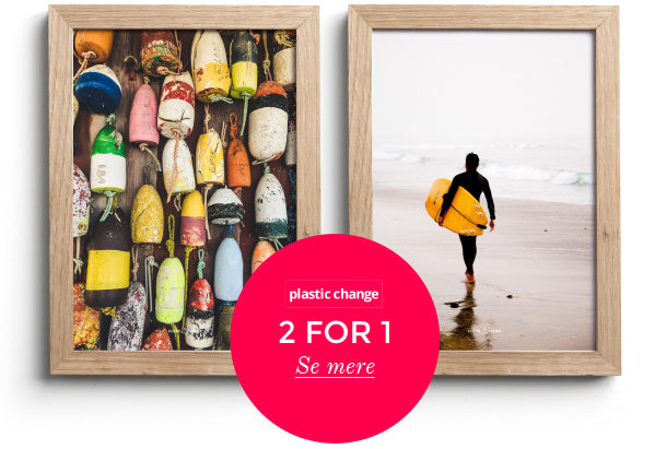 Plastic Change (2 for 1)