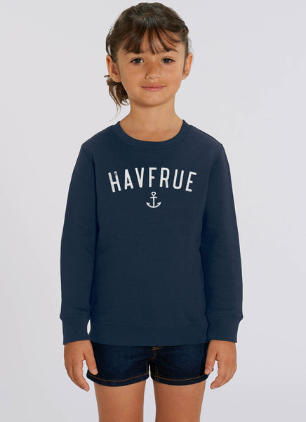 "Sweat ""Havfrue"" - Kids - Hjemhavn Sweatshirt"