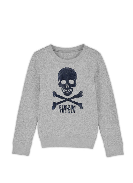 "Sweat ""Reclaim the Sea"" - Kids - Hjemhavn Sweatshirt"