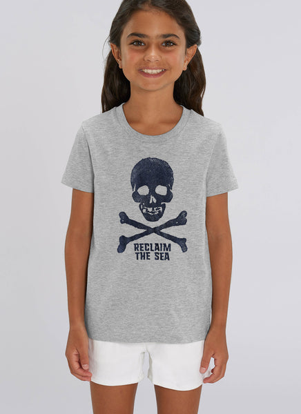 "Tee ""Reclaim the Sea"" - Kids - Hjemhavn T-shirt"