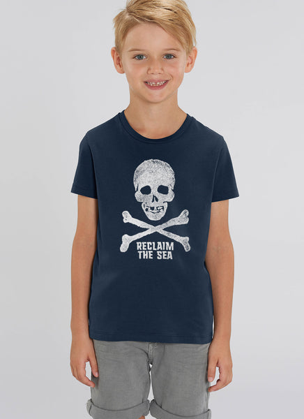 "Tee ""Reclaim the Sea"" - Kids"