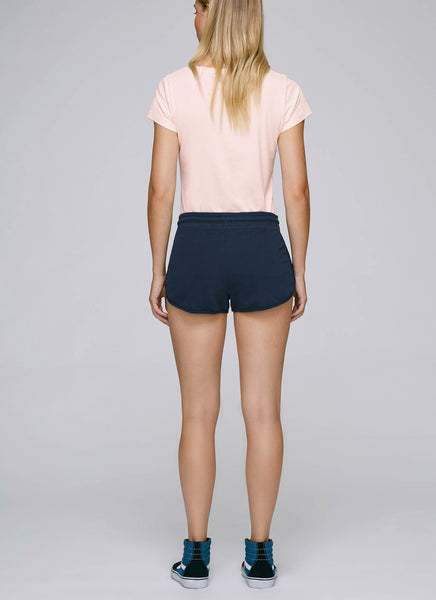 "Shorts ""Make Oceans Clean Again"" - Women - Hjemhavn Shorts"