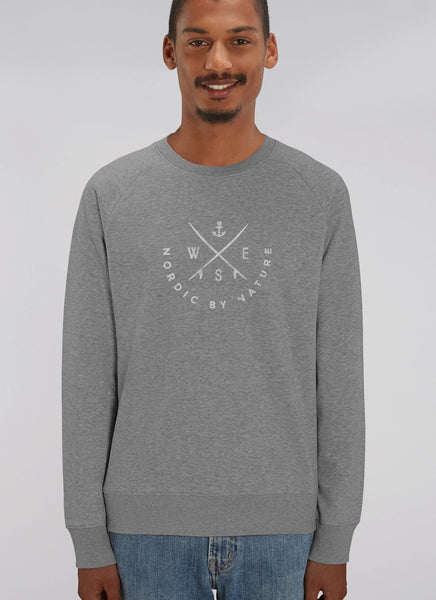 "Sweat ""Nordic by Nature"" - Men - Hjemhavn Sweatshirt"
