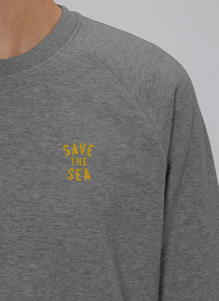 "Sweat ""Save the Sea"" No.2 - Men - Hjemhavn Sweatshirt"