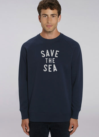 "Sweat ""Save the Sea"" - Men - Hjemhavn Sweatshirt"
