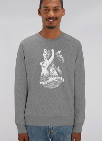 "Sweat ""Mermaid"" - Men - Hjemhavn Sweatshirt"