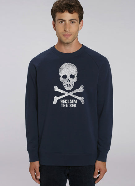 "Sweat ""Reclaim the Sea"" - Men - Hjemhavn Sweatshirt"