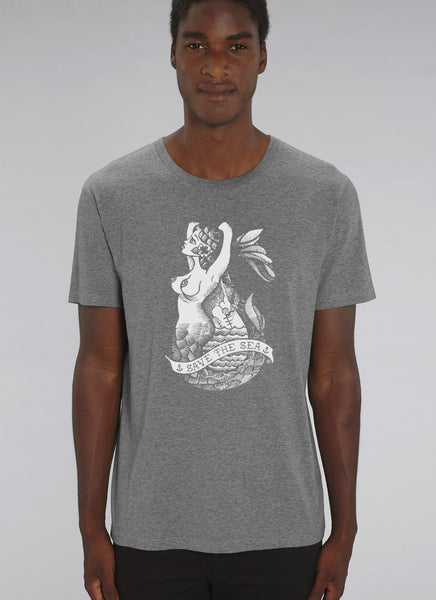 "Tee ""Mermaid"" - Men (Unisex)"