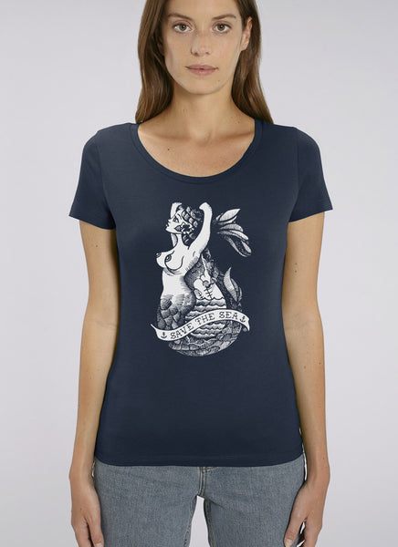 "Tee ""Mermaid"" - Women"