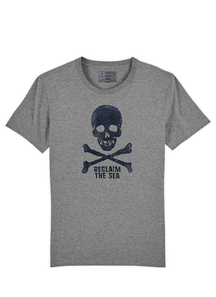 "Tee ""Reclaim The Sea"" - Men (Unisex)"
