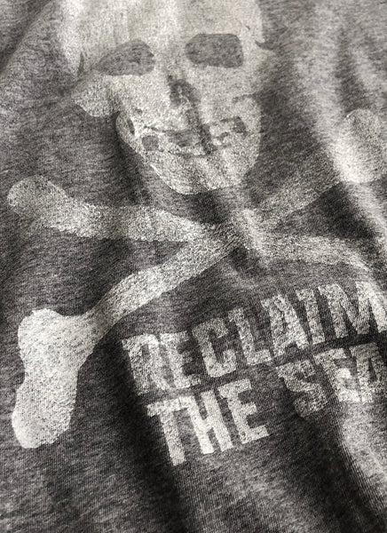 "Tee ""Reclaim the Sea"" - Women"