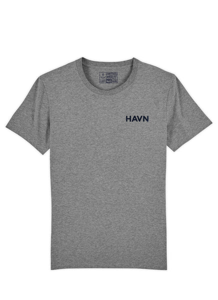 "Tee ""Havn"" No.2 - Men (Unisex)"