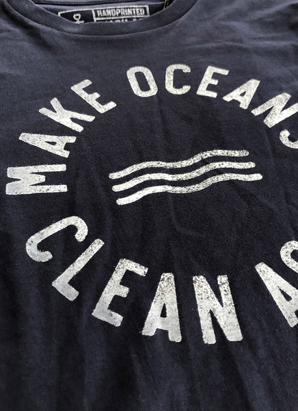"Tee ""Make Oceans Clean Again"" - Women"