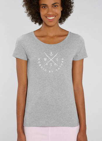 "Tee ""Nordic by Nature"" - Women"