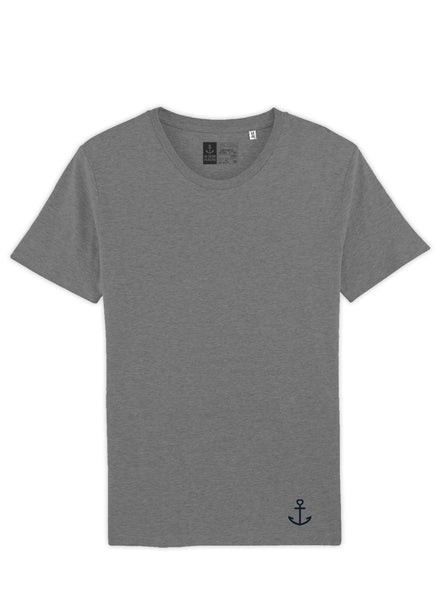 "Tee ""Basic"" - Men (Unisex) - Hjemhavn T-shirt"