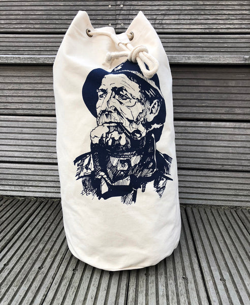"Sea Bag No.2 ""Chefen a.k.a Fiskeren"" - Hjemhavn Sea Bag"