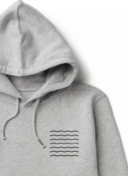 "Hoodie ""Support"" No.2 - Men"