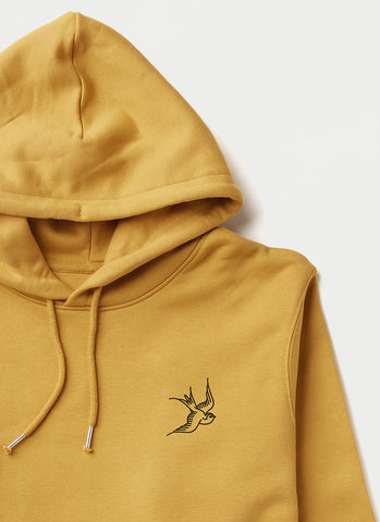 "Hoodie ""The Swallow"" - Women"